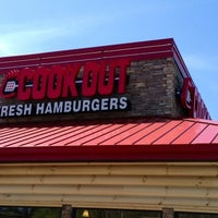 Photo taken at Cookout by Mike K. on 3/27/2012