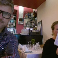 Photo taken at Saffron Restaurant by Rasmus J. on 8/6/2012