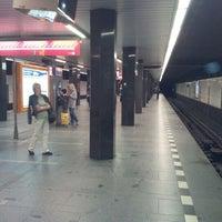 Photo taken at Metro =C= I. P. Pavlova by Ondrej R. on 3/18/2012