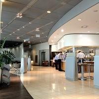 Photo taken at Lufthansa Senator Lounge C by Dirk V. on 7/18/2012