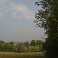 Photo taken at Darley Park by Carolynne A. on 5/23/2012
