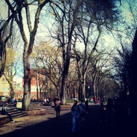 Photo taken at Portland State University by Changyu H. on 4/2/2012