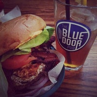 Photo taken at The Blue Door Pub by Ngoc N. on 2/9/2012