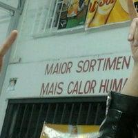 Photo taken at Mini Mercado Mateus by Felipe M. on 7/11/2012