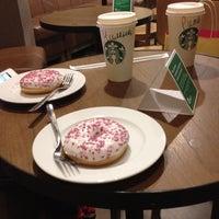 Photo taken at Starbucks by Margarita V. on 5/25/2012