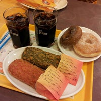 Photo taken at Mister Donut by rzero3 on 8/16/2012