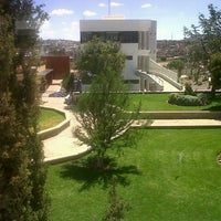 Photo taken at Universidad Autónoma de Durango Campus Zacatecas by Eri R. on 9/7/2012