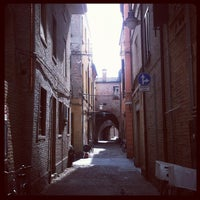 Photo taken at Via delle Volte by Alessandra F. on 3/31/2012