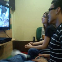 Photo taken at Game Station - Studio 5 by Marcos Paulo C. on 4/30/2012