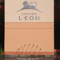 Photo taken at Centro León by raul b. on 4/28/2012