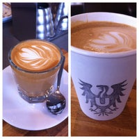 Photo taken at Ultimo Coffee @ Brew by Andy S. on 2/2/2012
