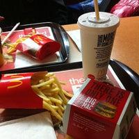 Photo taken at McDonald's by Kizashi N. on 2/8/2012