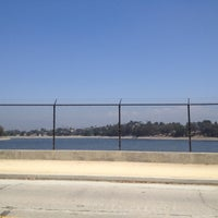 Photo taken at Silver Lake Reservoir by Will B. on 7/23/2012
