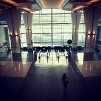 Photo taken at Gate A12 by Nobuyuki H. on 8/26/2012