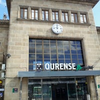 Foto tirada no(a) Estación de Ourense - Empalme | ADIF por Keyser C. em 8/30/2012