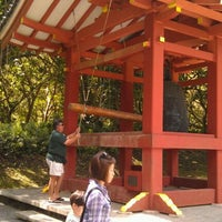Photo taken at Byodo-In Temple by Geisha R. on 5/12/2012