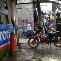 Photo taken at Manggala Cuci Motor by u b. on 2/24/2012