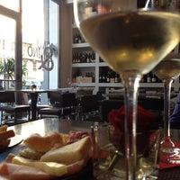 Photo taken at Vino Panino & Co. by Lorenza I. on 4/26/2012