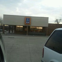 Photo taken at Aldi's by Timothy M. on 2/14/2012