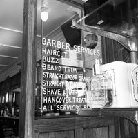 Photo taken at Fellow Barber by Josh P. on 6/28/2012