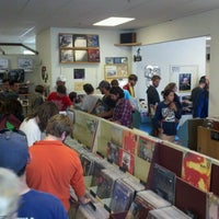 Photo taken at Harvest Records by Shane R. on 4/21/2012
