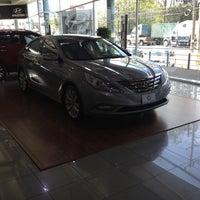 Photo taken at Hyundai by Edwin A. on 4/12/2012