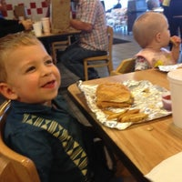 Photo taken at Five Guys by Doug J. on 5/12/2012