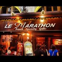 Foto tomada en Le Marathon por Jill Van V. el 9/3/2012