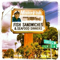 Photo taken at Mister Fish by Josh D. on 3/31/2012
