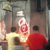 Photo taken at Sri hanuman temple by Hemanshu S. on 5/22/2012