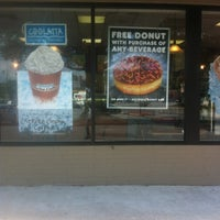Photo taken at Dunkin' Donuts by Lauren S. on 6/1/2012