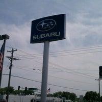 Photo taken at White Bear Acura by Rachael J. on 6/29/2012
