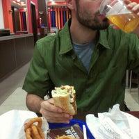 Photo taken at Burger King by carlos h. on 7/31/2012