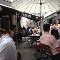Photo taken at Le Peanut's by Nicolas Y. on 6/28/2012