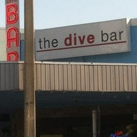 Photo taken at The Dive Bar by Brian M. on 6/15/2012