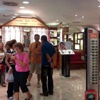 Foto tomada en Multiópticas Sanz por optimovil el 5/7/2012