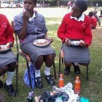 Photo taken at Kapsabet Girls High School by Kiprop on 7/7/2012