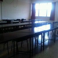 Photo taken at Unidad Académica de Estudios Nucleares by Luisa R. on 9/4/2012