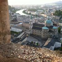 Das Foto wurde bei Sheraton Grand Salzburg von Дмитрий Г. am 5/24/2012 aufgenommen