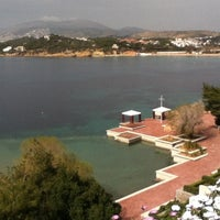 Photo taken at The Westin Athens by PM on 4/5/2012