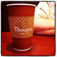 Photo taken at Panera Bread by Elizabeth on 7/10/2012