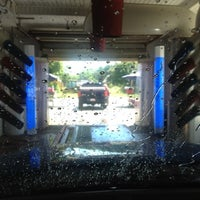 Photo taken at Kingston Car Wash by Greg on 8/7/2012
