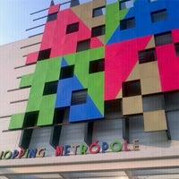 Photo taken at Shopping Metrópole by Egildo L. on 2/4/2012