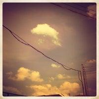Photo taken at Sammakorn Weekend Market by Anunta I. on 6/10/2012