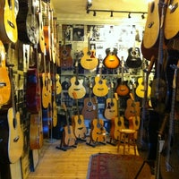 Photo taken at Hank's Guitar Shop by Ivano F. on 8/25/2012