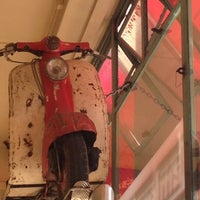 Photo taken at Lambretta's Cafe & Bar by Gonville B. on 5/5/2012