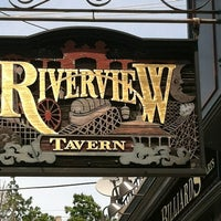 Photo taken at Riverview Tavern by Ericka T. on 6/14/2012