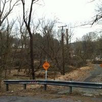 Photo taken at Patapsco River @ Henryton Road by Mountain M. on 2/4/2012
