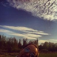 Снимок сделан в Ратмино пользователем Madama K. 5/2/2012