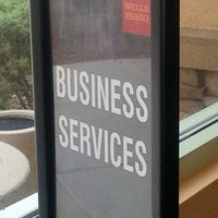 Photo taken at Wells Fargo by Grant H. on 8/1/2012